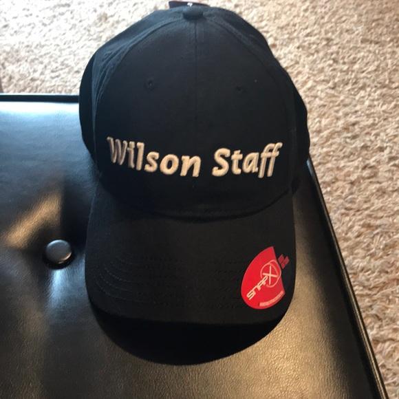 7a07a18523865 Wilson Staff Golf Cap